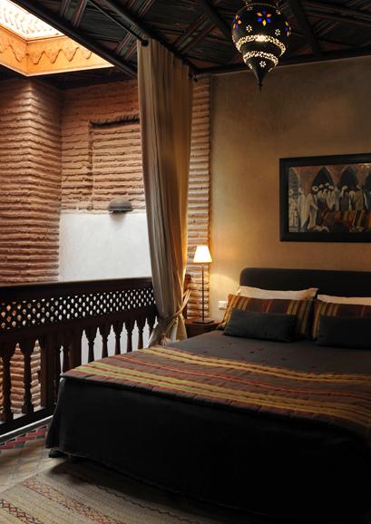 Villa nomade chambre Theodore Monod